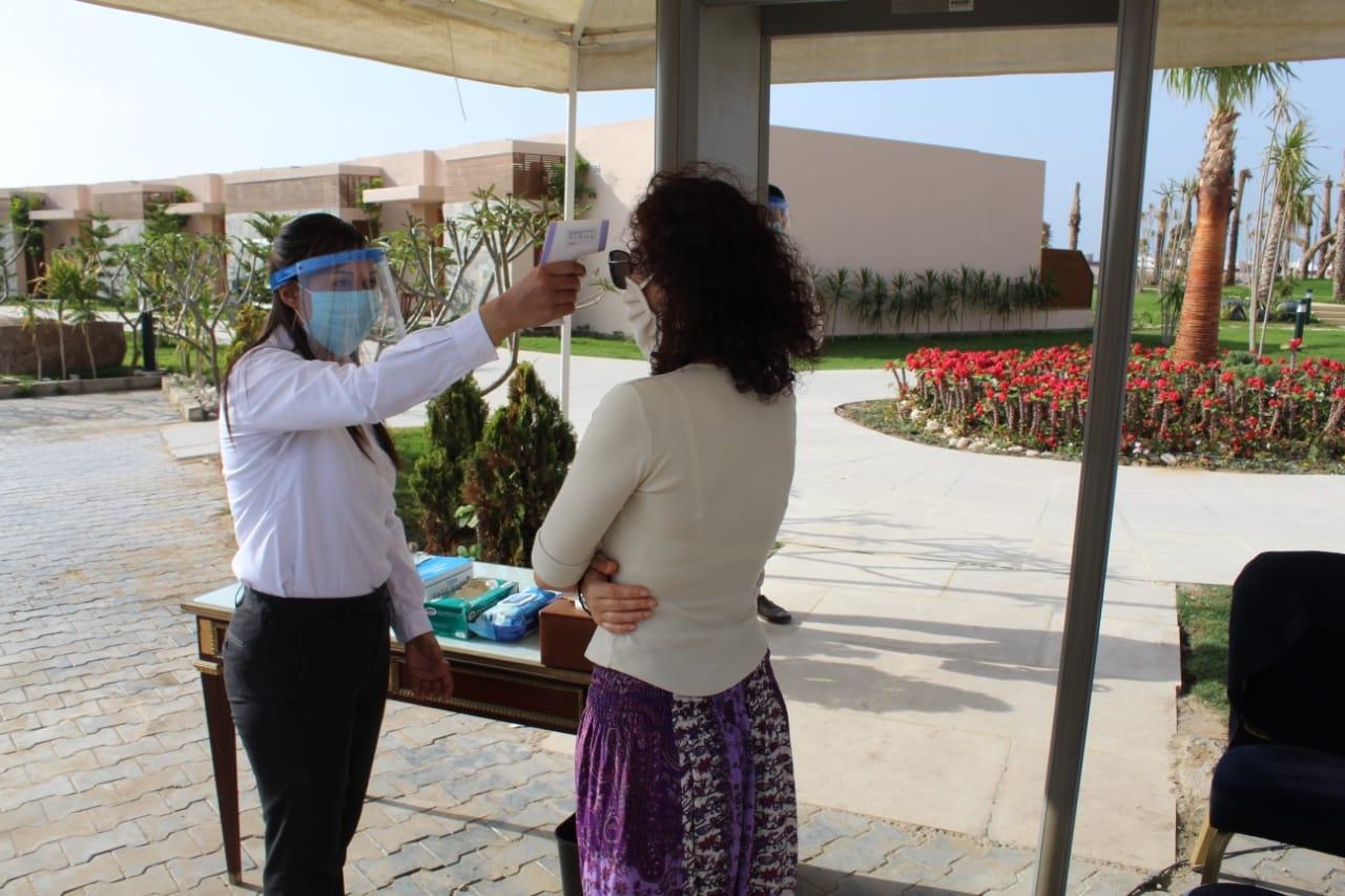 السياحة : زيادة إشغالات الفنادق المستوفية شروط السلامة إلي 50 ٪ من اليوم