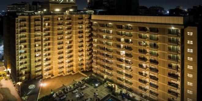 فندق سفير القاهرة يحصل على شهادة السلامة الصحية
