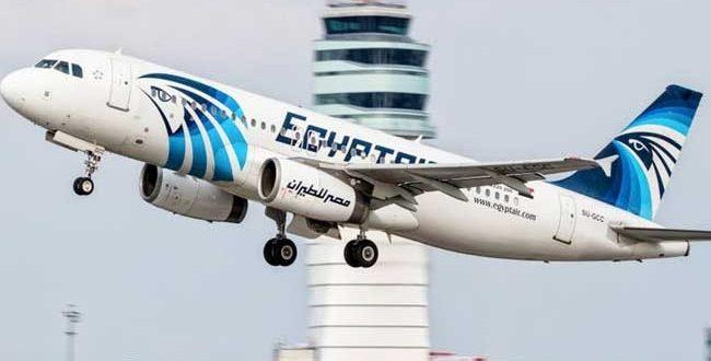 مصرللطيران تسير 54 رحلة جوية لنقل 5500 راكب .. اليوم