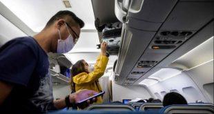 هل تنتقل عدوى كورونا داخل الطائرات؟.. دراسات حديثة: المخاطر ضئيلة جداً