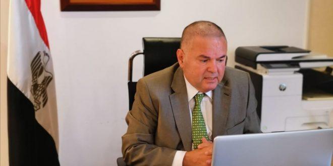 وزير قطاع الأعمال يكشف عن إطلاق مصر للسياحة منصة طوف وشوف الإلكترونية