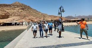 """""""كلين بلو"""".. مبادرة شبابية تعيد الحياة للسياحة البيئية بشرم الشيخ"""