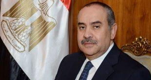وزير الطيران المدني يتفقد محطة الأرصاد الجوية بالعاشر من رمضان.. غداً