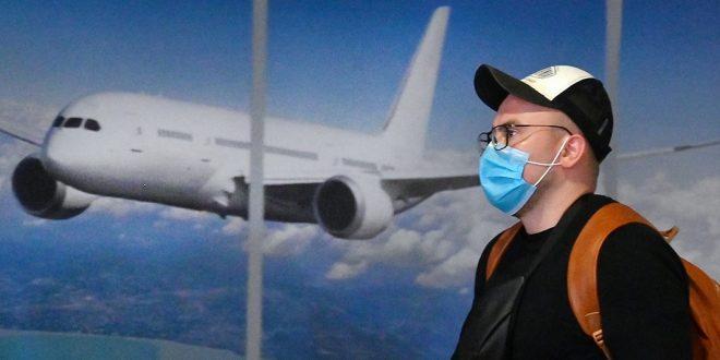 العالمي للسياحة يدعو لارتداء أقنعة الوجه أثناء السفر لحين طرح لقاح كورونا