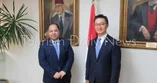 السفير الكوري ينهي فترة عمله بالقاهرة..ويؤكد على زيادة الاستثمارات في مصر