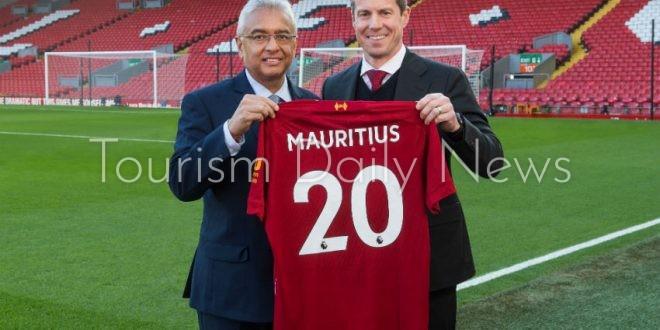 موريشيوس توقع عقد شراكة مع نادى ليفربول لتعزيز مكانتها السياحية عالميًا