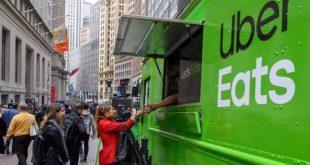 أوبر الأمريكية تقدم عرضاً للاستحواذ على بوستماتس لتوصيل الطعام
