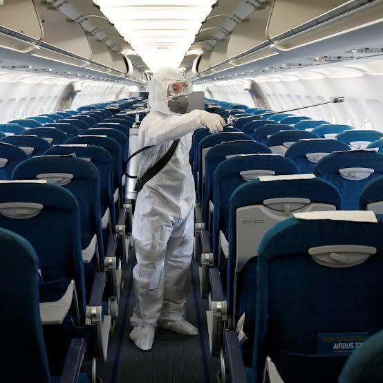 إياتا يرصد قلق مستخدمي الرحلات الجوية من مخاطر الإصابة بكورونا