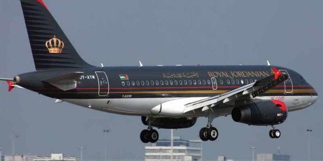 الأردن يستأنف الرحلات الجوية إلى 20 دولة خضراء من 5 أغسطس