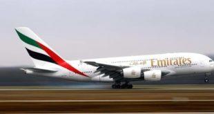 طيران الإمارات تحصد لقب الناقلة الأعلى أماناً في العالم