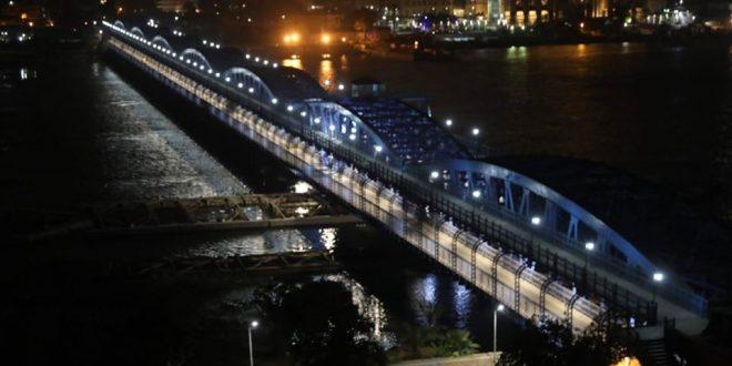 النقل :الانتهاء من مشروع تجديد وتطوير كوبري إمبابة الأثري على النيل