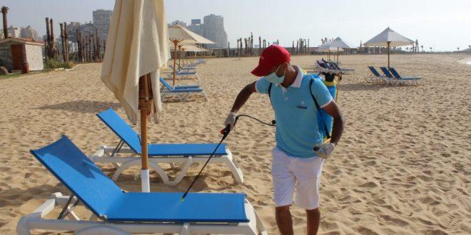 الطاقة الاستعابية في الفنادق بالإسكندرية وصلت إلى 90%