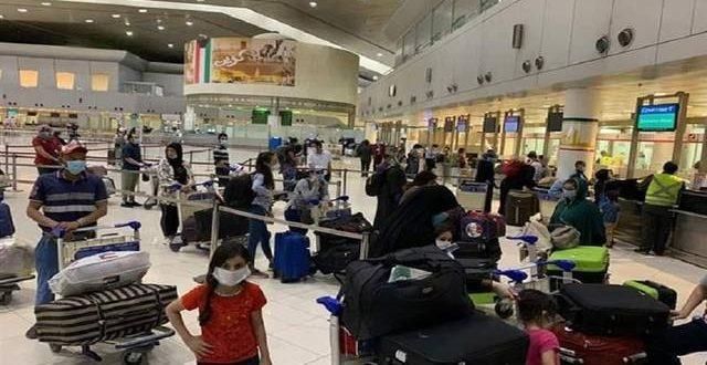 الطيران المدني الكويتية .. مغادرة 1445 مصرياً من العالقين عبر 8 رحلات جوية