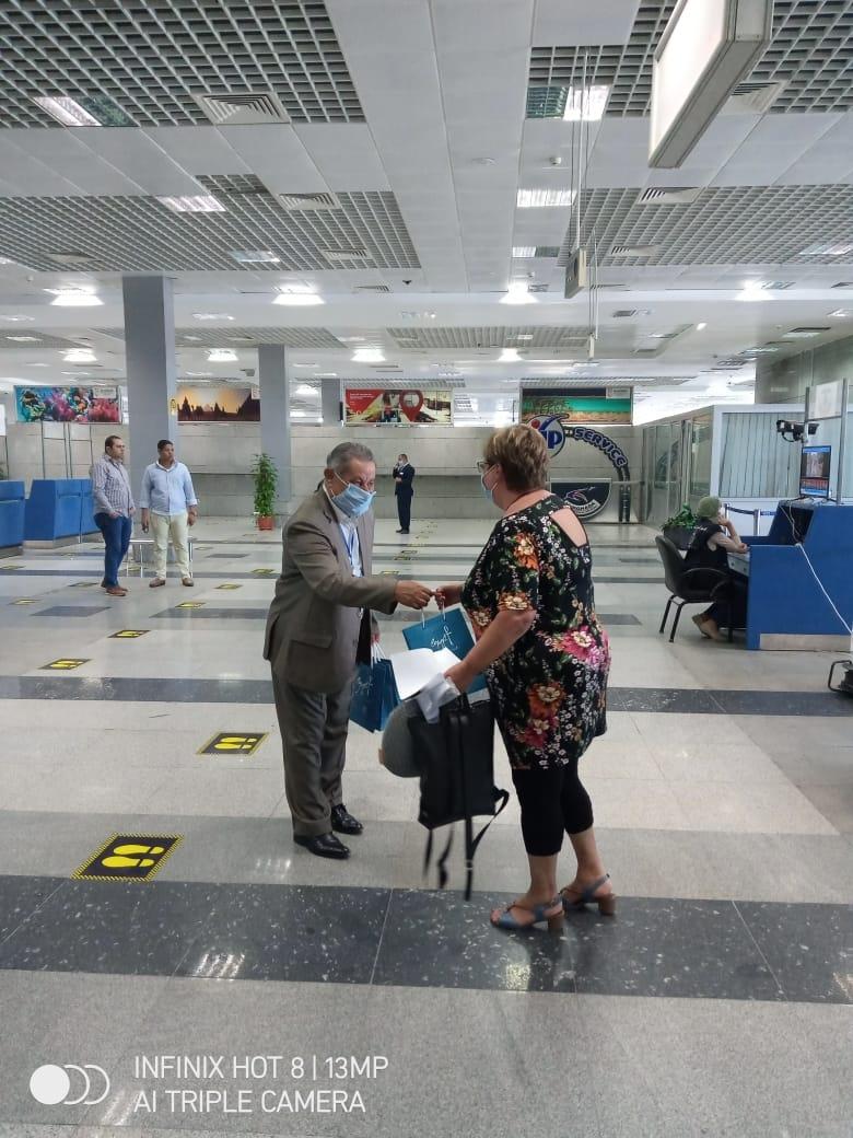 الغردقة تستقبل اليوم أول رحلة طيران من العاصمة المجرية بودابيست