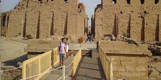 اللجنة الثقافية بنقابة المرشدين في الأقصر تستأنف جولاتها في المناطق الأثرية