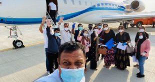 الهند تمنع الطائرات الخاصة الإماراتية من الهبوط فى أراضيها وتلغى تصاريحها