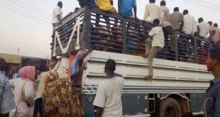 انهيار منظومة النقل البري بسبب الوقود في السودان
