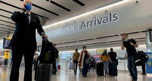 بريطانيا تعفى مسافرى الإمارات من الحجر الصحى الإلزامى
