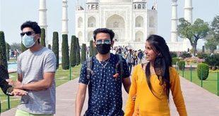 الهند تعيد فتح تاج محل أمام الزوار بعد 6 أشهر من الإغلاق