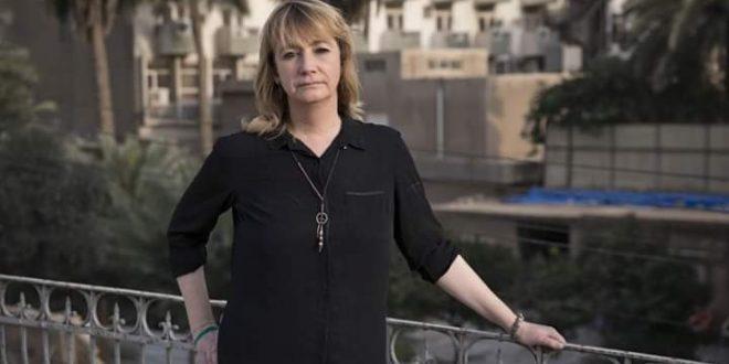 تحرير الناشطة الألمانية هيلا ميفيس بعد اخنطافها فى العراق
