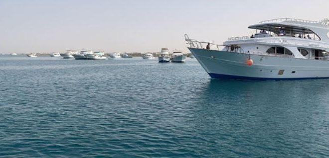 تشغيل 39 يخت سفارى بالبحر الاحمر وجنوب سيناء بعد استيفاء ضوابط السلامة