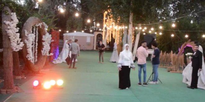 تشميع قاعة تصوير في محافظة الغربية لمخالفة الإجراءات الوقائية
