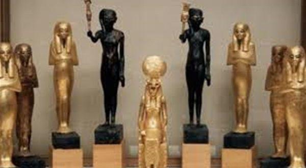 حقيقة بيع الحكومة لقطع آثرية مصرية لصالح المتحف البريطاني في لندن