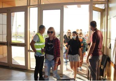 زيادة الرحلات من أوكرانيا وبيلاروسيا لشرم الشيخ إلى 10 طائرات يوميا