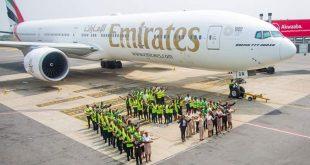 طيران الإمارات توفر للمسافرين على رحلاتها تغطية تأمينية شاملة ضد المخاطر