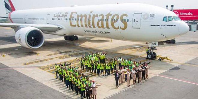 طيران الإمارات تستأنف رحلاتها إلى أوغندا وعُمان مطلع أكتوبر