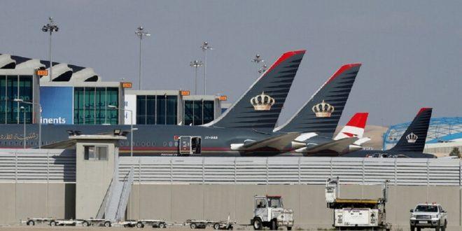 فتح المطارات جزئيا الشهر الحالي سيكون فقط للسياحة العلاجية بالأردن