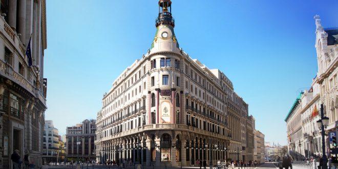 فندق فورسيزونز مدريد يتلقى الحجوزات استعداداً لافتتاحه في 15 سبتمبر 2020