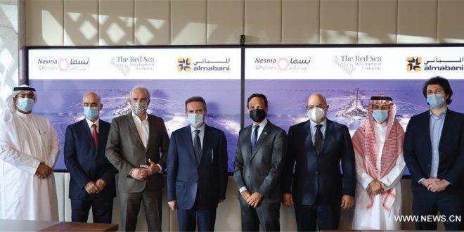 فوز شركتين سعوديتين بعقد تطوير البنية التحتية لمطار مشروع البحر الأحمر الدولي