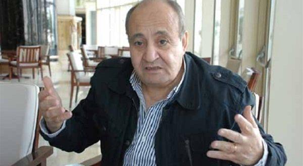 كامل أبو على يحتفل بعيد ميلاد وحيد حامد