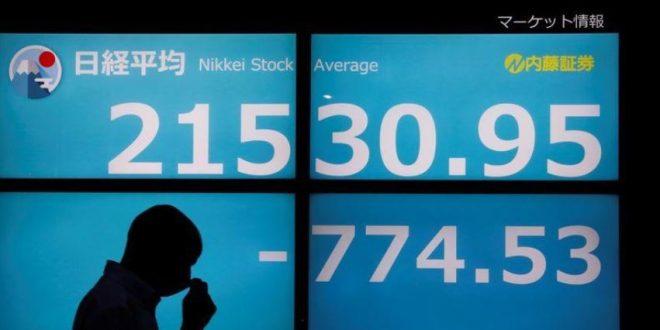 مخاوف كورونا تهوى بالأسهم اليابانية .. وضربة لشركات الطيران