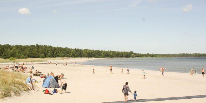 مدينة هلسينغبورغ تطلق تطبيق يساعد السكان على تحديد الشواطئ الأقل ازدحامًا