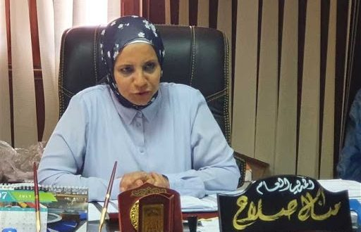 منال صالح مدير مكتب وزارة السياحة بالبحر الأحمر