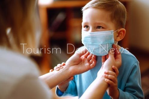 وزارة الصحة تعلن عن الإرشادات لرعاية الأطفال المصابين بفيروس كورونا