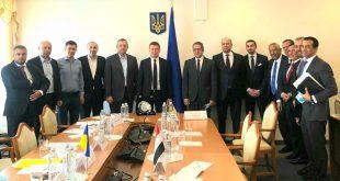 وزير السياحة يلتقي رئيس جمعية الصداقة البرلمانية المصرية الأوكرانية