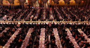 مؤسسة نوبل تلغي المأدبة الرسمية بسبب فيروس كورونا