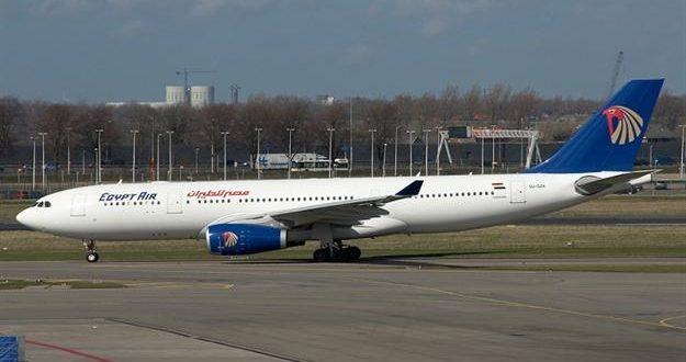 """مصر للطيران تستقبل الطائرة السابعة من طراز إيرباص """"A320 Neo"""""""
