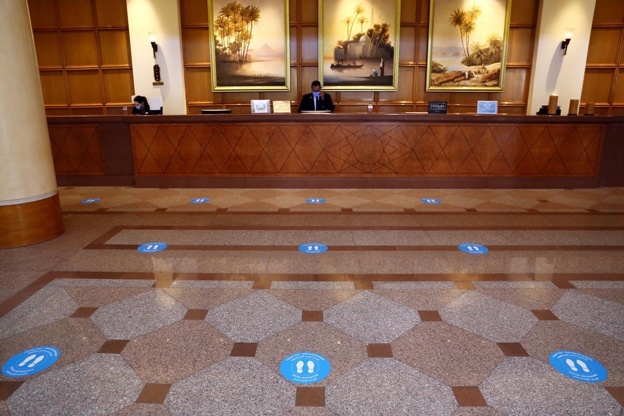31 فندقاً فى 6 محافظات تتسلم شهادة السلامة .. تصل بالأعداد إلى 572 منشأة