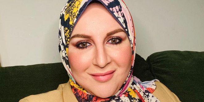 دينا كحلة إخصائية الأمراض الجلدية تطلق حملة عن البهاق