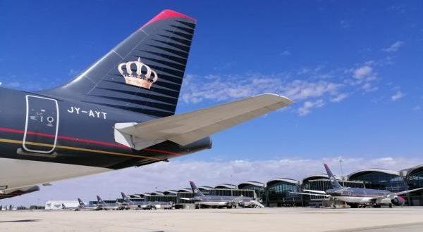"""الأردن يستبعد فتح مطاراته فى أغسطس بعد تسجيل إصابة محلية بـ """"كورونا"""""""