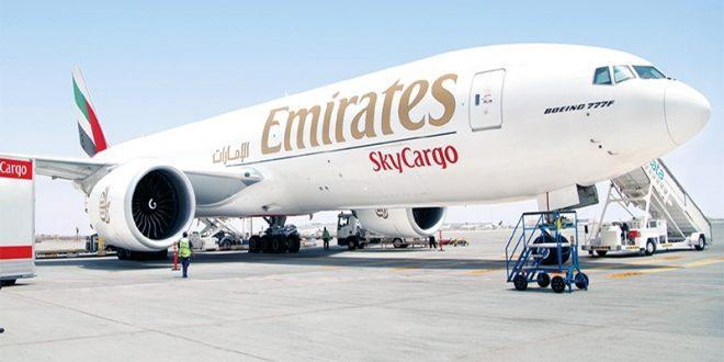 الإمارات للشحن الجوي تشغل 10 آلاف رحلة فى 3 أشهر