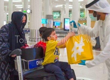 سياحة دبى تطلق حملة تسويقية جديدة تزامنًا مع عودة الرحلات الدولية