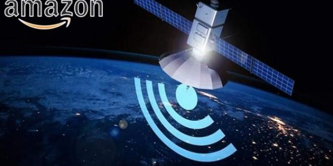 أمازون تستثمر 10 مليارات دولار لتوفير إنترنت فائق السرعة عبر الفضاء