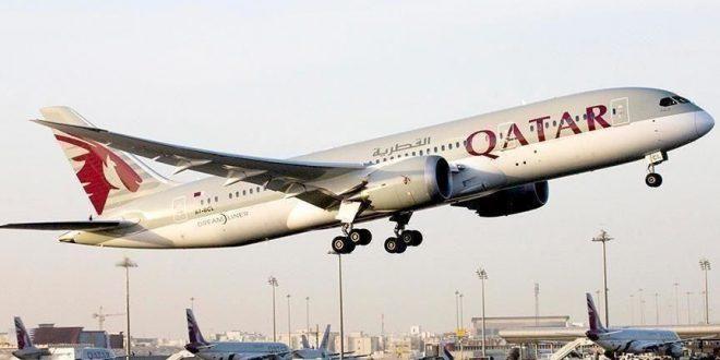 الخطوط الجوية في قطر