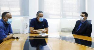 اللواء بسام فايد مساعداً لوزير السياحة والآثار للشئون المالية و الإدارية
