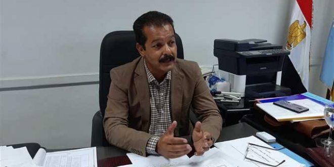 اللواء جمال رشاد، رئيس الإدارة المركزية للسياحة والمصايف